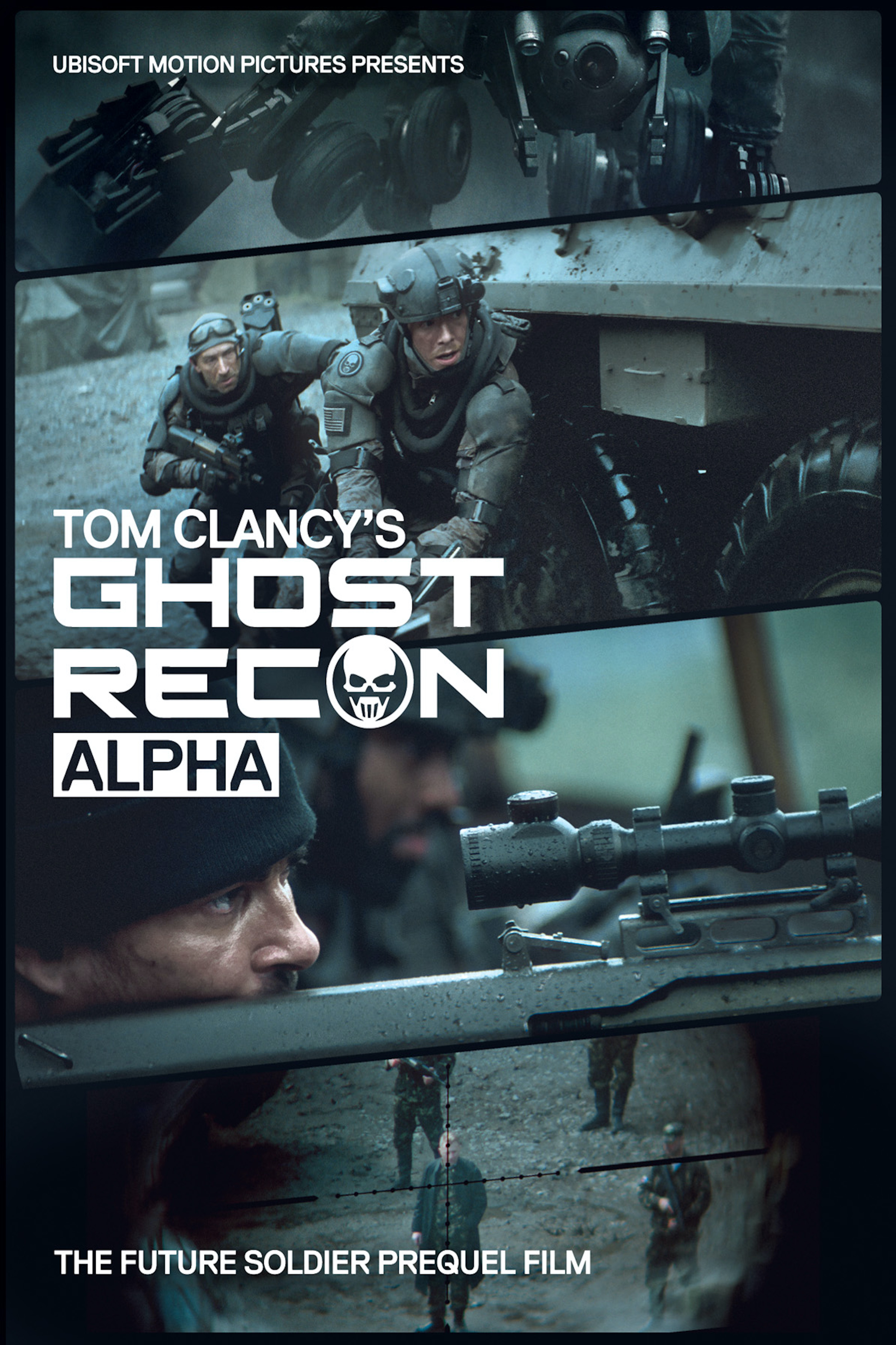 Tom Clancy's Ghost Recon Alpha poster