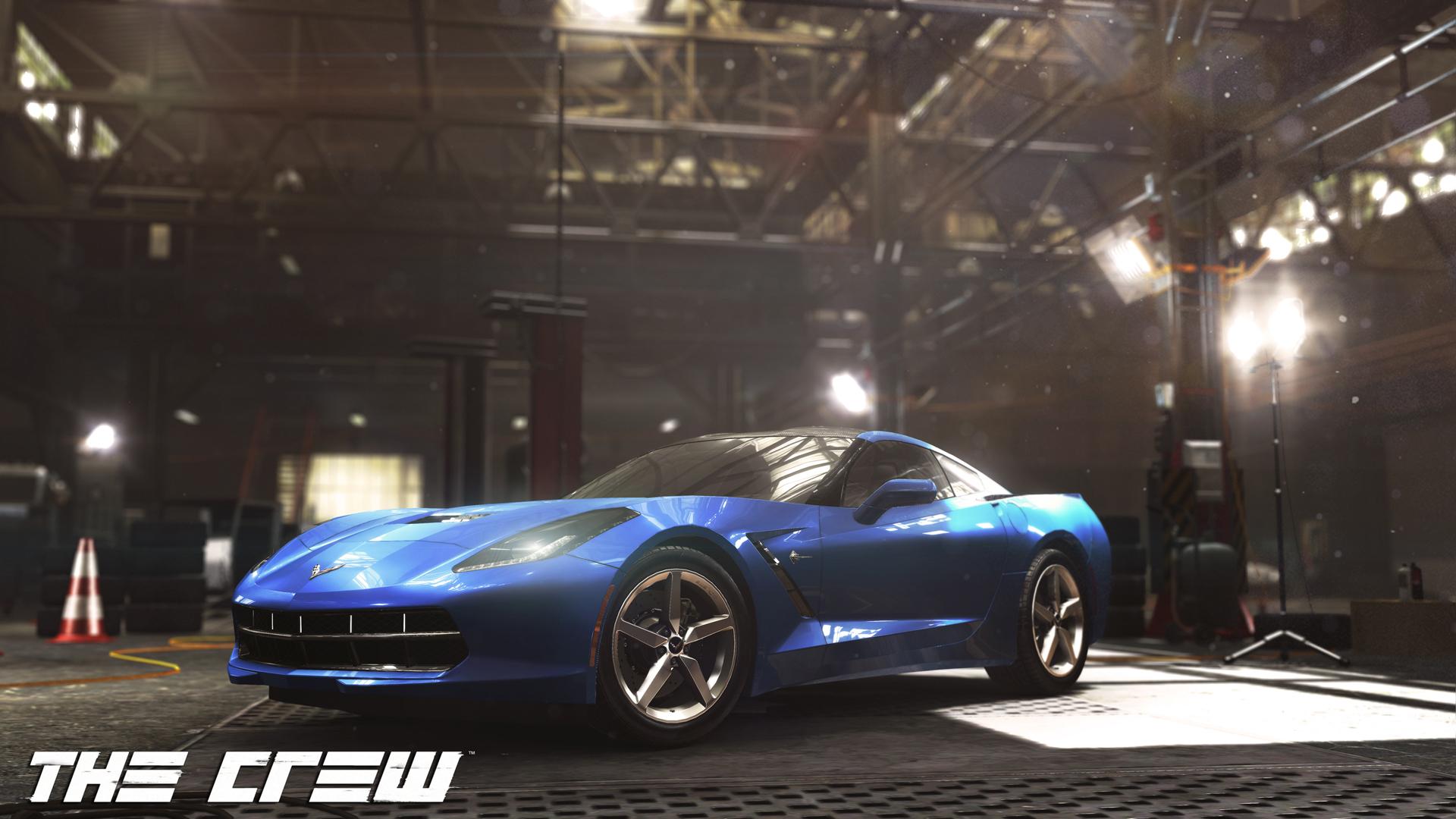 Chevrolet Corvette C7 Stingray 2014 Ubisofts The Crew