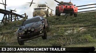 The Crew - E3 2013 - Announcement Trailer UK