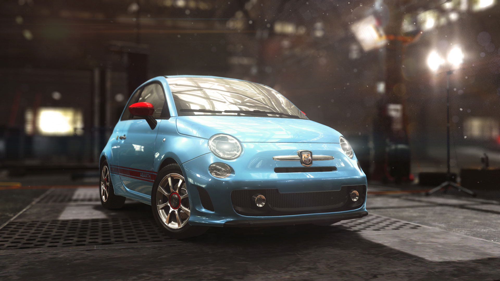 Fiat Abarth 500 Ubisoft s The Crew Wiki