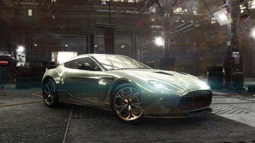 Aston Martin V Zagato Ubisofts The Crew Wiki FANDOM Powered - Aston martin v12 zagato specs