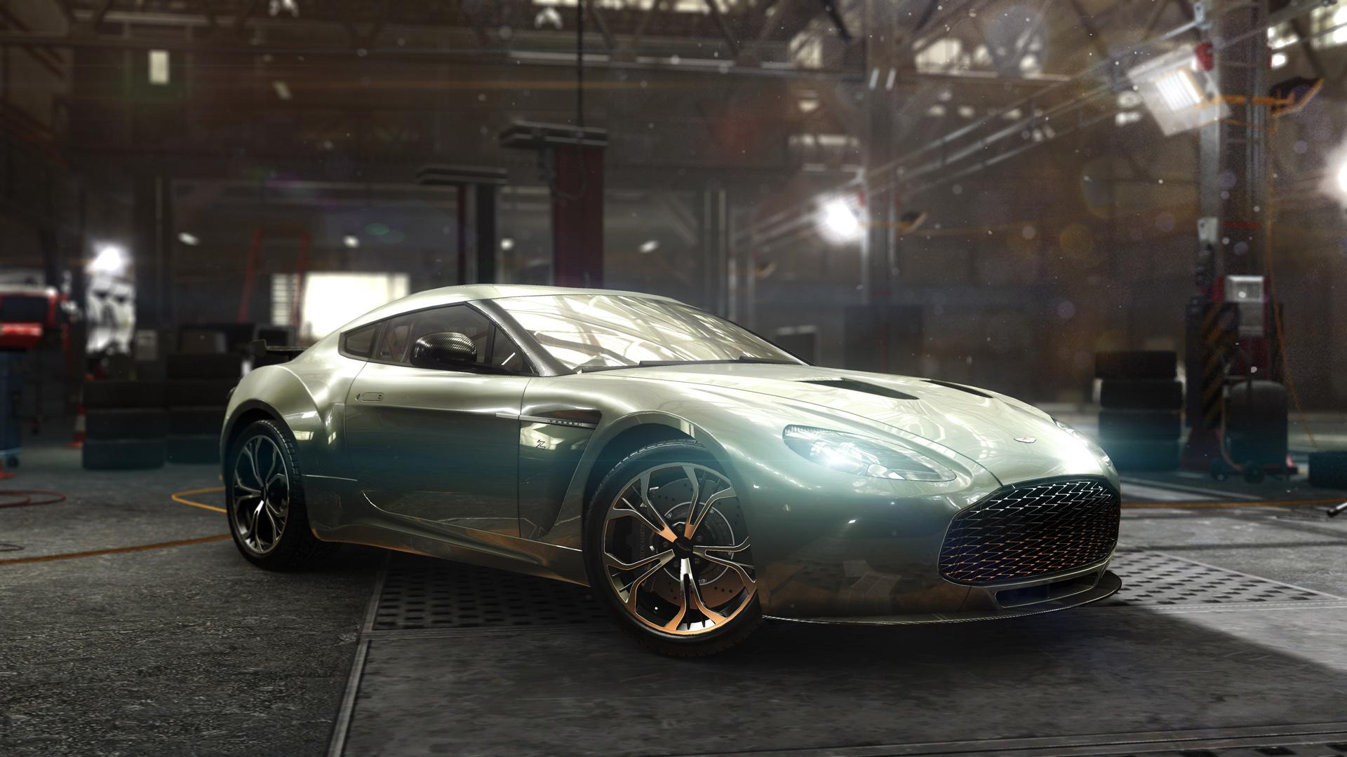 Image ASTON MARTIN V ZAGATO Jpg Ubisofts The Crew Wiki - Aston martin v12 zagato