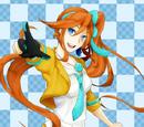 Athena Cykes (Ellen's AU)