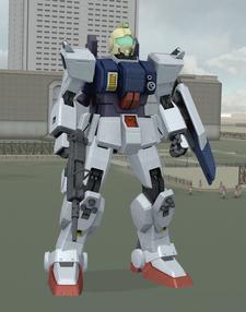 RX-79(G) GM Head