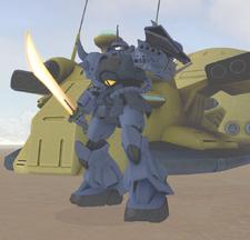 MS-07B Gouf