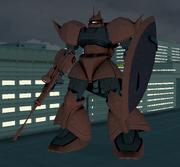 MS-14B Gelgoog (Johnny Ridden colors)