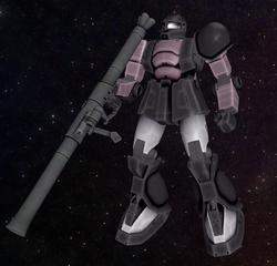 MS-05A Zaku 1 (Black Tri Stars)