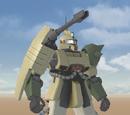 MS-06K Zaku Cannon A + B