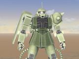 MS-06S Zaku 2 S