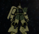 MS-06R-2P Zaku 2