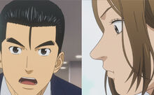 Kenji and Serika