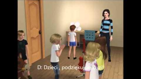 Serial The sims 3 pt.,,Nadnaturalni kumple`` odc