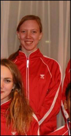 Caroline ved Nordiske 2012