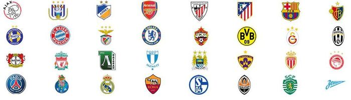 Club Competitions header