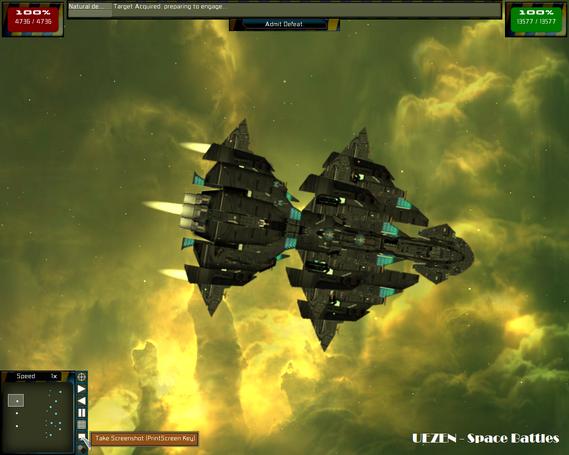 Khvars battlecruiser