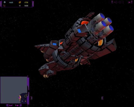 Khvars battleship