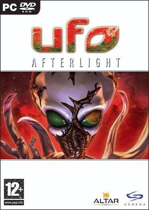 UFO- Afterlight Box Art
