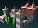 Al icon building polytechnics