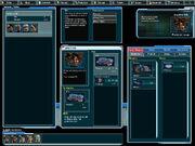 Al screenshot production screen