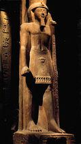 220px-Turin statue of Seti II