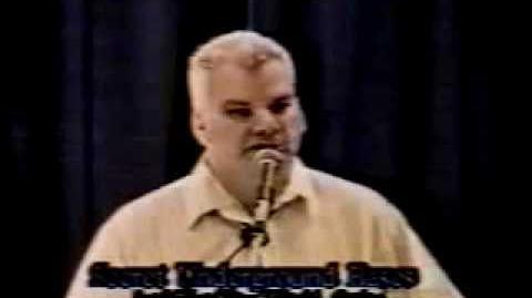 Phil Schneider 1 of 7 DULCE ALIEN CONFRONTATION