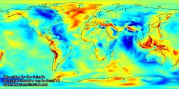 Earth Informational maps 1 Ton Lindemann