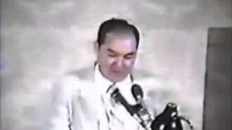 William Cooper. UFO coverup (Full Length)