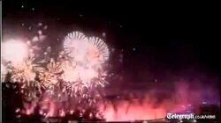 UFO Sighting At 2012 London Olympics!