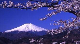 Japanese song - Mount Fuji