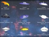 UFO types