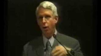 Dr Tom Van Flandern's Mysterious Mars Lecture