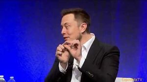 Elon Musk on Regulating Existential Threat of AI Robots, Tesla Stocks Overvaluation and Car Hacking