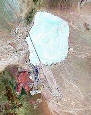 Wfm area 51 landsat geocover 2000