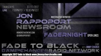 Ep. 696 FADE to BLACK FADERNIGHT w Jon Rappoport NMFNR Open-Lines LIVE