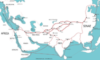 Transasia trade routes 1stC CE gr2