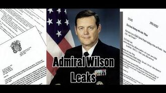 "Lt. Tim McMillan (ret.) on The ""Admiral Wilson Leaks"" (Originally aired July 23, 2019)"