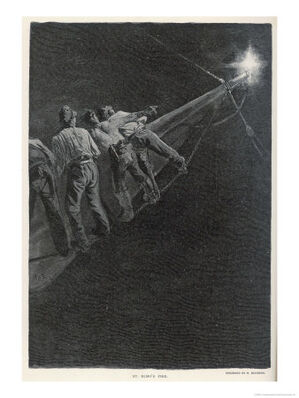 H-davidson-sailors-in-the-rigging-alarmed-by-the-appearance-of-st-elmos-fire-at-the-tip-of-a-spar