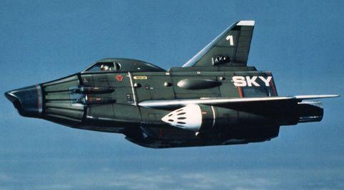 Sky One interceptor