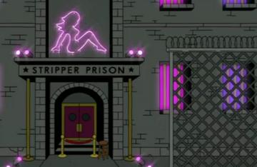 Stripper Prison