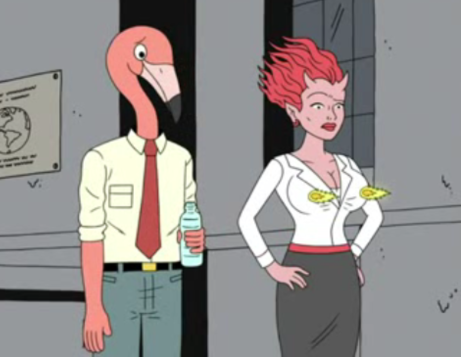 Ugly Americans Breast Expansion