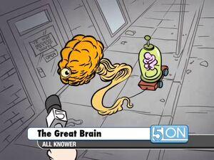 5 On Alien Great Brain