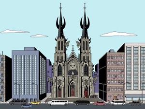 Kathedrale des Unheiligen Engels