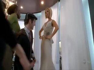 Victoria Beckham dans Ugly Betty en guest star 0005
