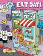 Uglydoll comic 3