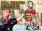 Xenofobia catalanista SEPC