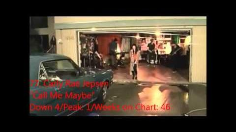 Official UK Singles Chart Top 100 - Week ending 16th February 2013 - 51 to 100