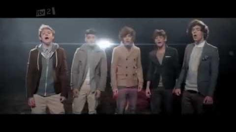 X Factor Finalists 2011 feat JLS, One Direction - Wishing On A Star-0