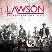 Brokenhearted Album Cover 2013-07-05 23-11