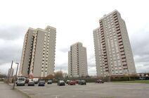 Milldane blocks