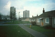Milldane blocks 1984